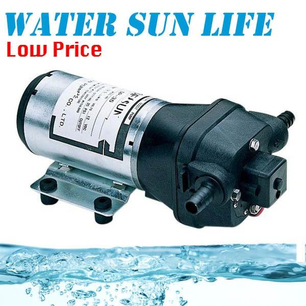 DP-130 15W Diaphragm pump high pressure small electric Water Pump 1.7L/min Sprayer Pump