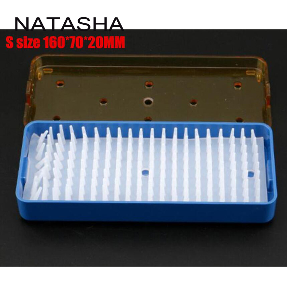 SML size Ophthalmic microsurgical instruments Surgical Autoclavable Surgery Silicone disinfection box цены