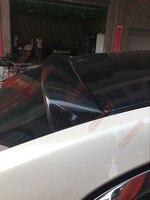 Fit for Infiniti G25 G35 G37 Skyline carbon fiber rear spoiler rear wing