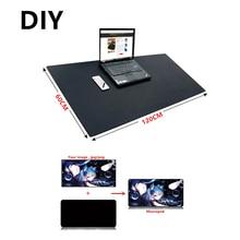 Grote DIY Custom muismat XXL XXXL 120*60cm 100*50cm 2mm grande DIY gaming mousepad bureau mat Anime voor CS GAAN dota 2 game gamer