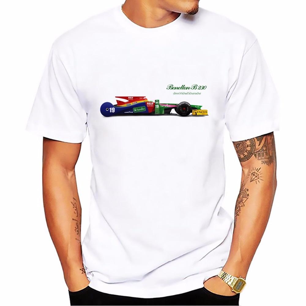 Die Gold Reifen Cup Serie F1 Autos Design T Shirt Herren neue - Herrenbekleidung - Foto 6