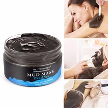 Dead Sea Mud Black Mask for Body / Face
