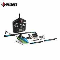 Wltoys v911s aeronaves 2.4g 4ch controle remoto rc helicóptero único propelller controle remoto presente do miúdo brinquedos rtf atualizar v911