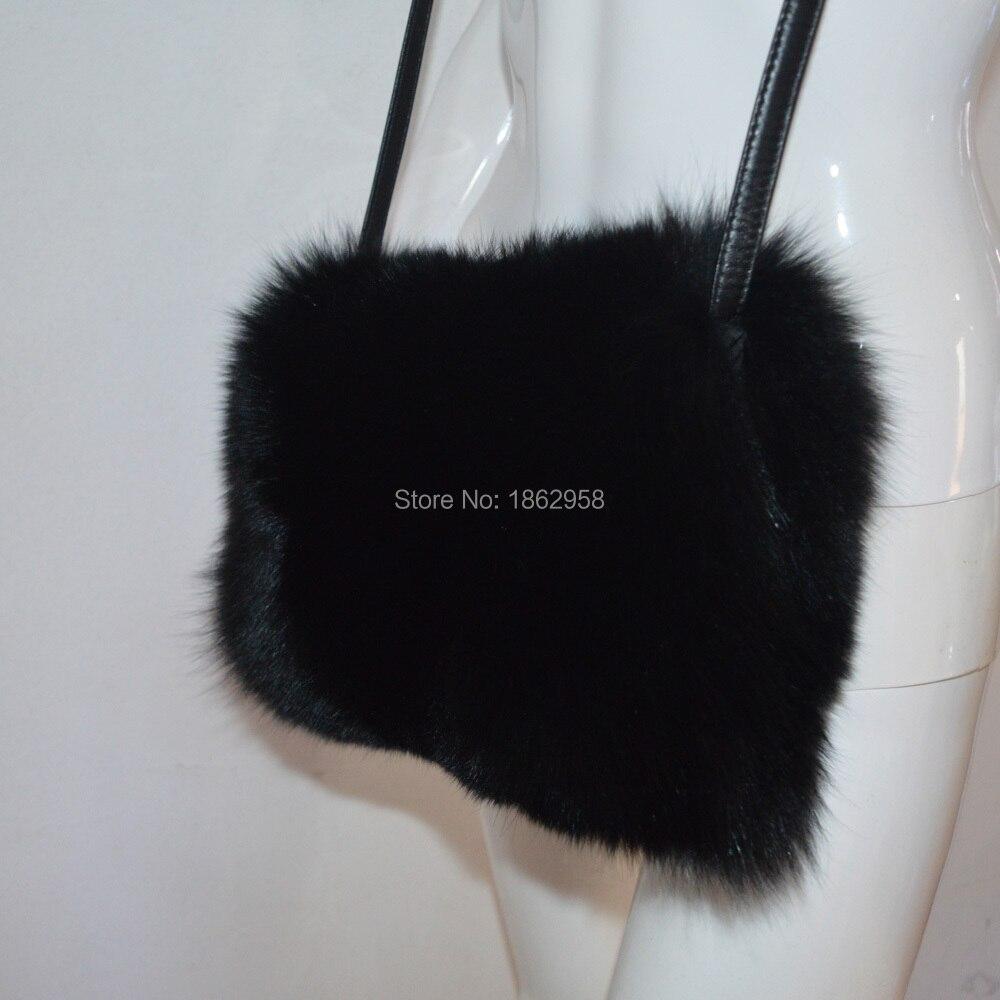 Sj724 Genuine Raccoon Fur Hand Warmer Fox Fur Hand Warmer Buy Now Men's Gloves