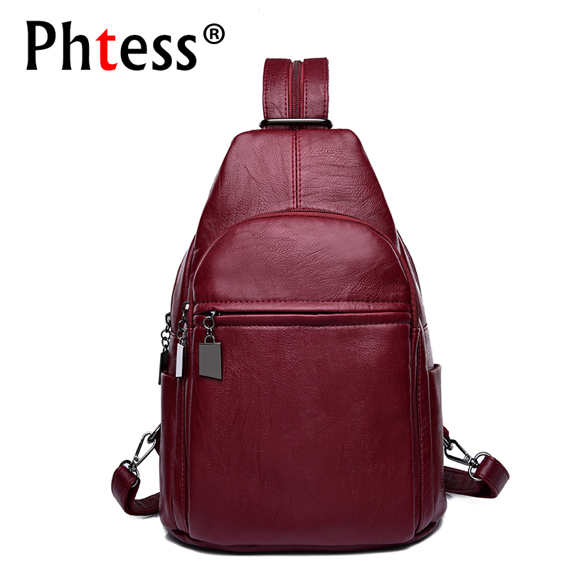 2019 Small Leather Backpacks For Girls High Quality Travel Shoulder Bag Female Mochilas Ladies Back Pack Rucksacks For Girl New2019 Small Leather Backpacks For Girls High Quality Travel Shoulder Bag Female Mochilas Ladies Back Pack Rucksacks For Girl New