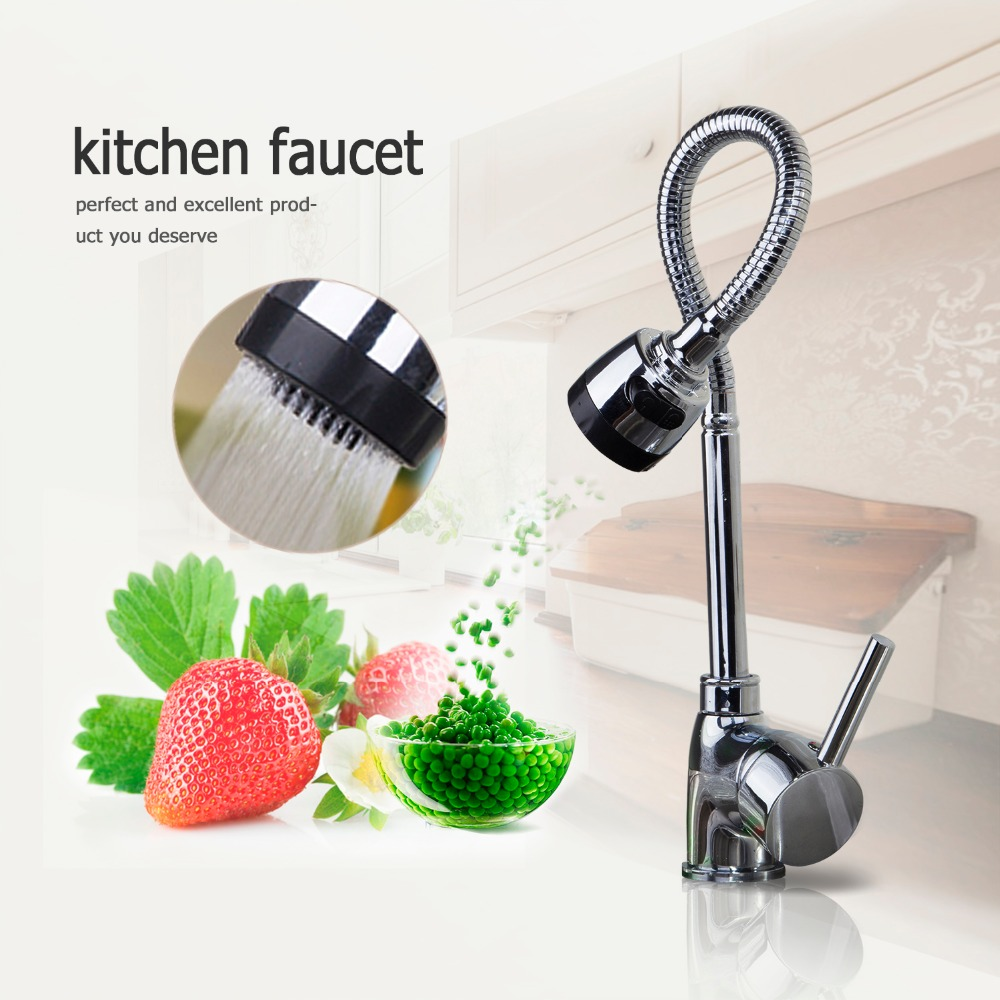 popular kitchen spray faucet buy cheap kitchen spray faucet lots free shipping pull out spray kitchen faucet mixer tap pullout sprayer kitchen faucet chrome brass