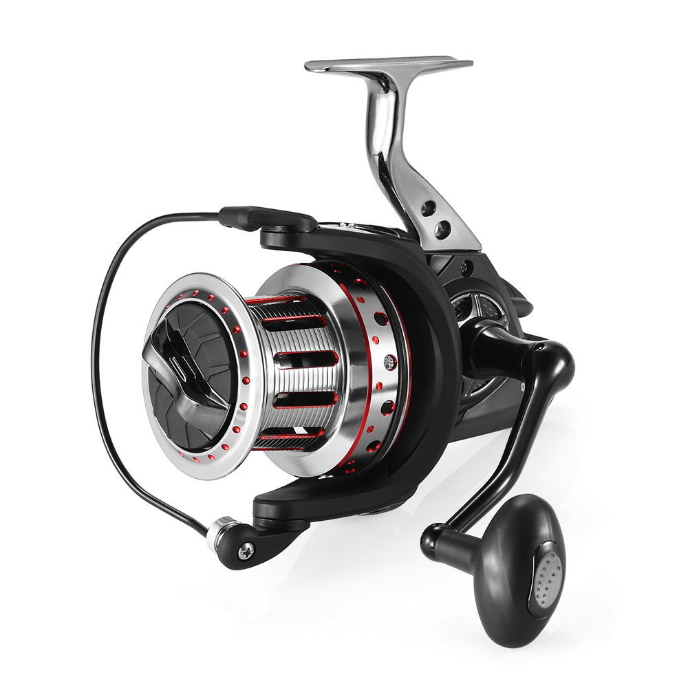 COONOR Spinning Fishing Reel 4 7 1 Left Right Collapsible Handle Fishing Reel Mental Spool Fishing