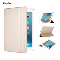 Easyacc For IPad Pro 9 7 Inch 2016 Ultra Slim PU Leather Smart Cover With Magnet
