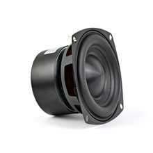 AIYIMA 1 قطعة 4 بوصة 40 واط مكبر صوت 4/8 أوم كامل المدى باس مكبرات الصوت Altavoz المحمولة مكبر الصوت Hifi ستيريو مكبرات الصوت لتقوم بها بنفسك