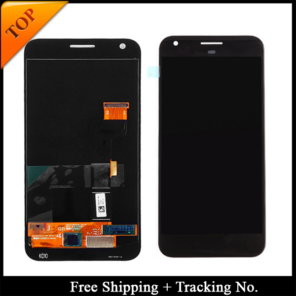 100 tested Super AMOLED LCD 5 5 For HTC Google Pixel XL M1 LCD For HTC