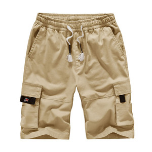 Image 3 - Mens מכנסיים קצרים מטען קיץ Camo קצר ספורט כותנה מכנסי טרנינג גברים הסוואה בתוספת גודל 6XL 7XL 8XL צבאי Corto Pantalon Hombre