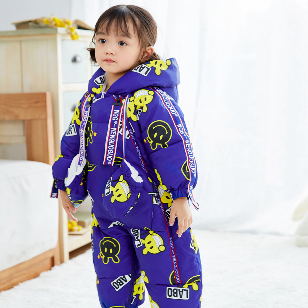 newborn children boys girls outdoor sleeping bag winter warm coat Infant cute baby clothes Nest for Toddler Kids