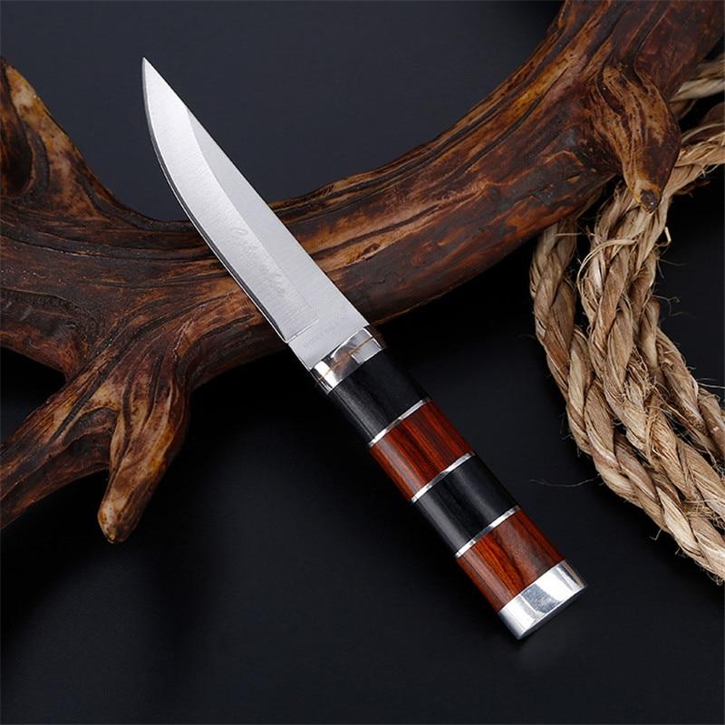 Couteau de poche survie Couteau de chasse couteaux tactiques Faca Navajas Supervivencia Cuchillo de Supervivencia Couteau Pliant Coltelli