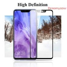 ฝาครอบกระจกนิรภัยสำหรับHuawei Honor 20 Pro 8X Nova 5T P Smart PLUS Mate 20 P20 Lite pro Screen Protectorป้องกันฟิล์ม