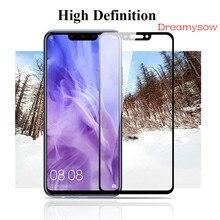 Verre trempé à couverture complète pour Huawei Honor 20 Pro 8X Nova 5T P Smart Plus Mate 20 P20 Lite Pro Film protecteur décran