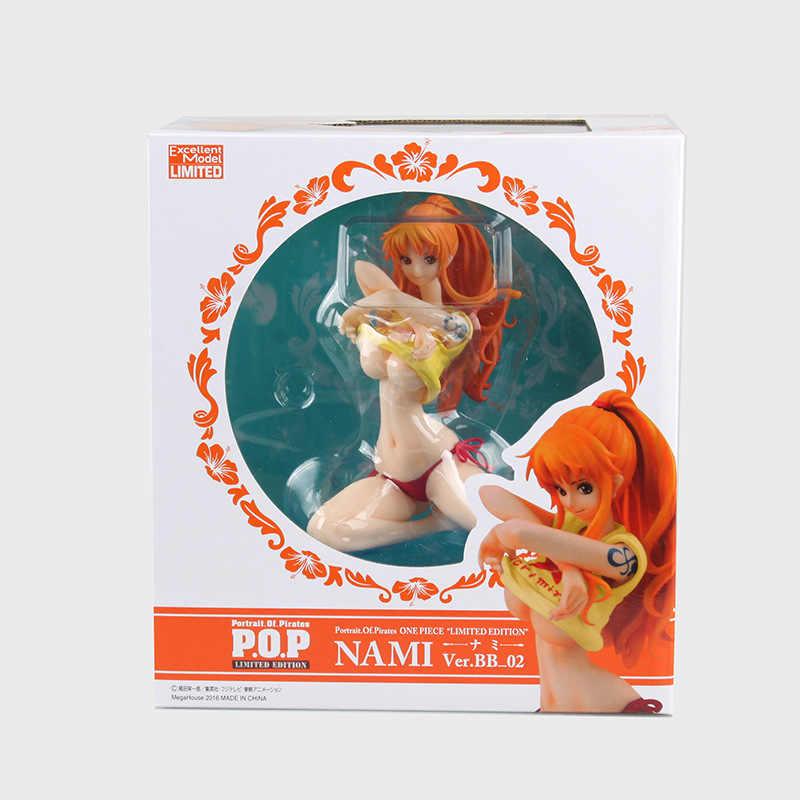 14 cm One piece nami sexy Hành Động Hình PVC Bộ Sưu Tập đồ chơi Mô Hình brinquedos cho giáng sinh quà tặng với hộp bán lẻ