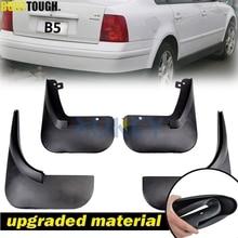 Set Mud Flaps For VW Passat B5 / B5.5 1998 2004 Mudflaps Splash Guards Front Rear Mud Flap Mudguards 2003 2002 2001 2000 1999
