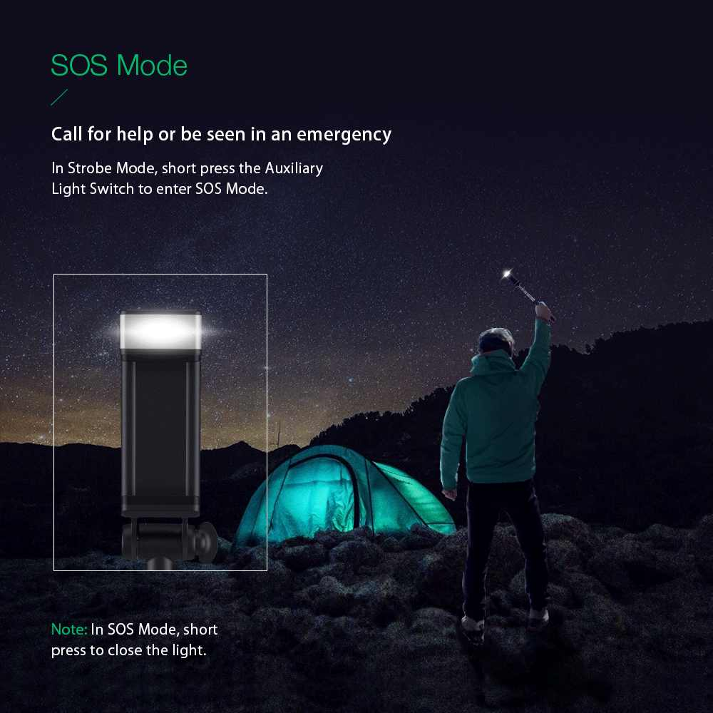 Blitzwolf 3 ב 1 LED למלא אור bluetooth אלחוטי Selfie מקל חצובה להארכה חדרגל עבור iPhone עבור Huawei 1/4 בורג מצלמה