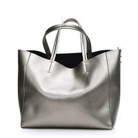 Bolsas Silver Luxury Famous Brand Women Messenger Bags Handbags Women Famous Brands Gold Women Leather Handbags