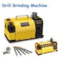 Molinillo de brocas 110 V/220 V máquina afiladora de taladro con rueda CBN o SDC más fácil operación MR-13A
