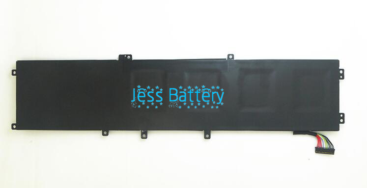 New laptop battery for DELL Precision 5510, XPS 15 9550, 15-9550-D1828T, 1P6KD, 4GVGH,T453X new laptop keyboard for dell xps 13 9343 9350 9550 backlit uk layout