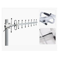 Large Gain 13dbi Unit Outdoor Yagi Antenna With N Female For Mobile Receiver Repeater Signal Accessories800