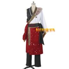 Ансамбль звезды Kanzaki Souma индивидуальные униформа для косплея
