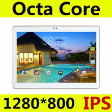 Free Shipping 10 inch Tablet PC Octa Core 4GB RAM 32GB ROM Dual SIM Card Android 5.1 GPS Tablets PCs Call phone Gifts MT8752