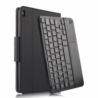 Wireless Bluetooth Keyboard PU Leather Cover Protective Smart Case For Lenovo TAB 4 10 TB X304F