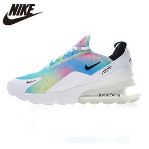 13801036328a NIKE AH6789 Women s Running Shoes White Pink AIR MAX 270 Breathable  Lightweight