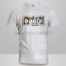 f3058a1a16ce New Mens Womens Definitely Maybe OASIS Cotton T-Shirt Tee Liam Noel  Gallagher(China
