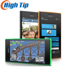 Разблокирована оригинальный Nokia Lumia 735 сотовый телефон 4.7 дюймов 8 ГБ Встроенная память 1 ГБ Оперативная память Quad Core LTE Windows Восстановленное Мобильный телефон Dropship