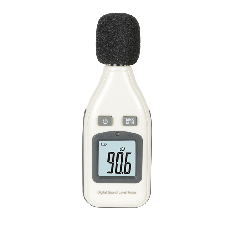 RZ1351 30~130dBA Digital Sound Level Meters/Handhold decibel meter ar814 30 130 dba 35 130 dbc digital decibel meter