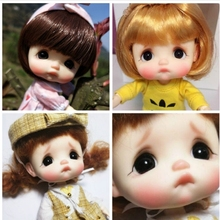 Sto куклы яйцо кукла голова Кастомизация 1/8 BJD куклы Ob голова DIY Ob 11 голова куклы
