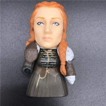 Game of Thrones SANSA STARK Character model toy Action Figure toys Doll Limited collection hot game lol league of legends 18cm assassin time ike complete figure high quality collection toy model toy dolls