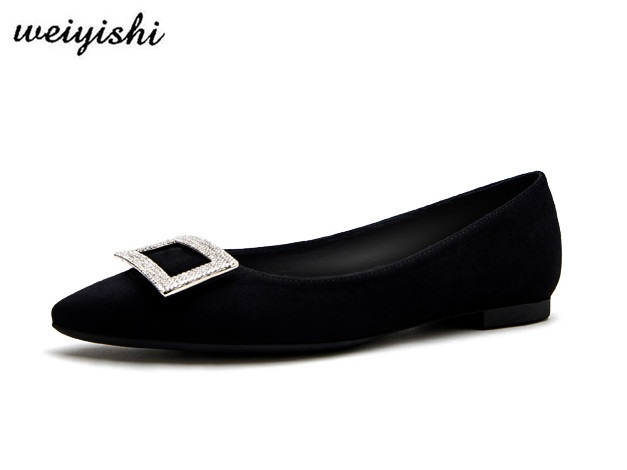 2018 women new fashion shoes lady shoes weiyishi brand 004