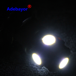 Image 2 - 80 X DC 24V T10 194 168 5 SMD 5050 LED voiture indicateur led lumière intérieur ampoules instrument lumière cale lampe 24V