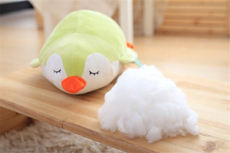 Fancytrader мягкая пингвина плюшевая кукла-Подушка Мягкие животные Пингвины игрушки 70 см 28 дюймов подарки для детей
