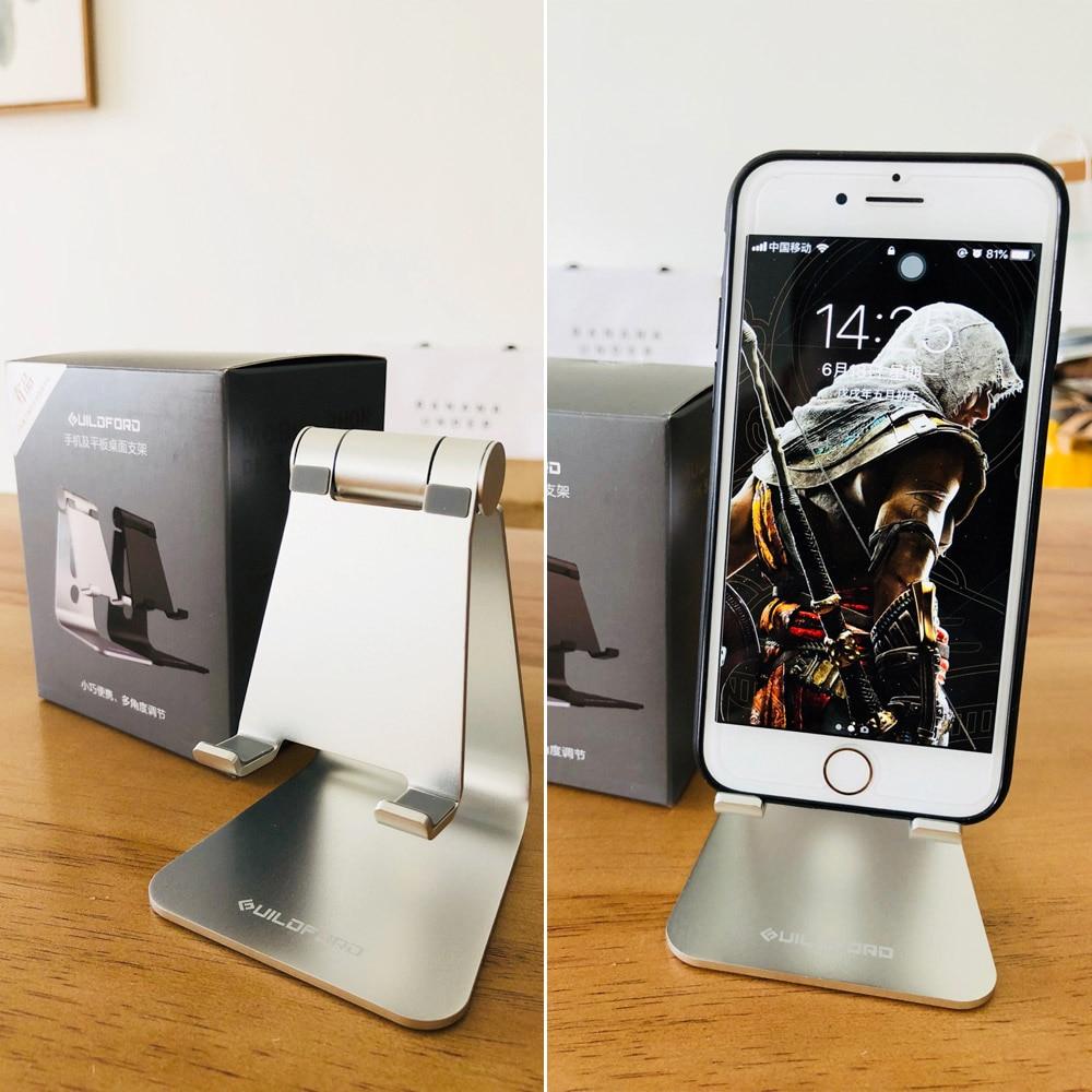 Xiaomi mijia guildford holder desk tablet bracket aluminum mount for mobile phone stand holder adjustable phone stand holder