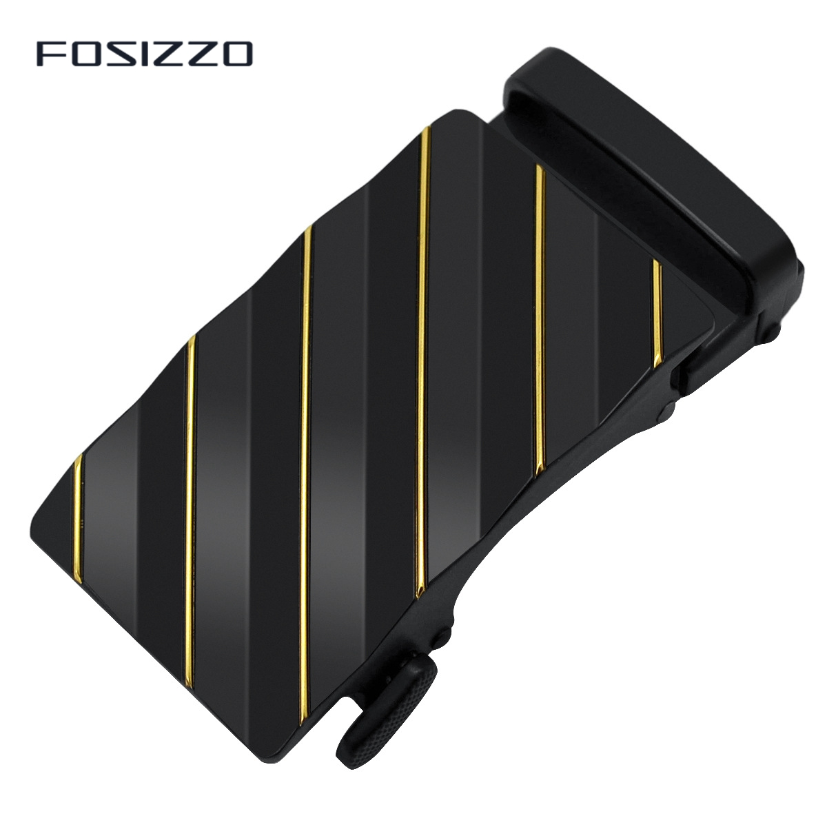 FOSIZZO New Fashion High Quality Men's Buckle Zinc Alloy Automatic Buckle 3.6CM #0990