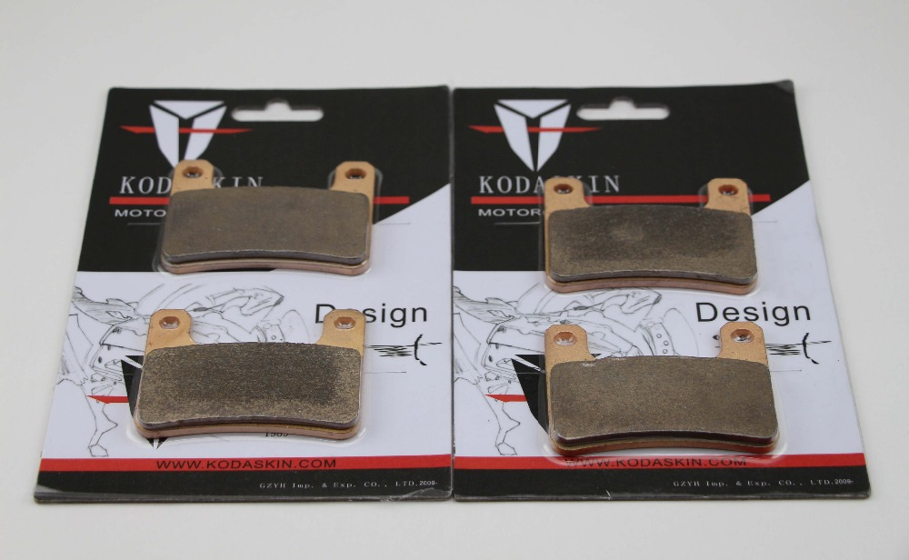 ФОТО FA379 KODASKIN Front High-quality motorcycle Brake pads for Hayabusa(08-12) VZR1800 (06-14)Z1000SX (11-14) DL1000 V-Strom(2014)