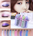 5Pcs/Lot Makeup Tools Beauty Maquiagem Shiny Bright Color Eyeshadow Eye Shadow Pen Pearl Lying Silkworm makeup cosmetics