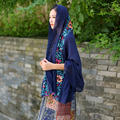 Autumn 180*90cm Scarf Cashew Flower Solid Adult Pashmina Cotton Top Fashion Special Offer New Women Soft Shawl Female For