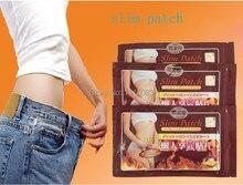 Venda quente Emagrecimento vara Umbigo Emagrecimento Adesivo Remendo Magro Perda de Peso Queima de Gordura Patch 10 pcs (1 saco = 10 pcs)(China (Mainland))