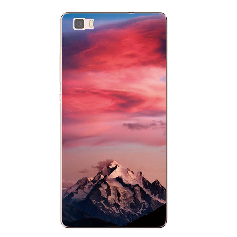 Case Voor Coque Huawei P8 Lite Case Cover Silicone Voor Capas Huawei P8 Lite 2016 ALE-L21 Case Funda Voor Huawei p8 Lite 2015 Cover