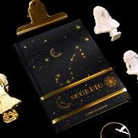 Дневник Star Cool в твердом переплете, пустая бумага 160P 18,5*13,8 см, блокнот для самостоятельной сборки, блокнот, подарок, бесплатная доставка