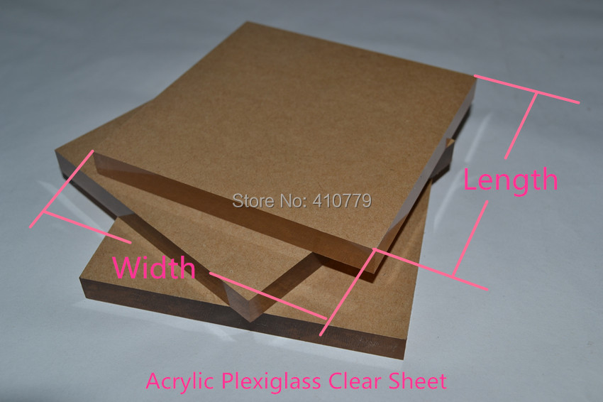 3 THZ Acrylic Plexiglass Transparent Board (4)