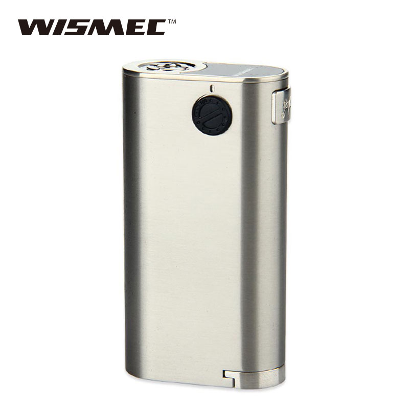 WISMEC Rumoroso Cricket II 25 Box RDA MOD Vape Rumoroso Cricket 2 Mod Sigaretta Elettronica no 18650 Contenitore di batteria Mod Vape Mod vs TRASCINARE
