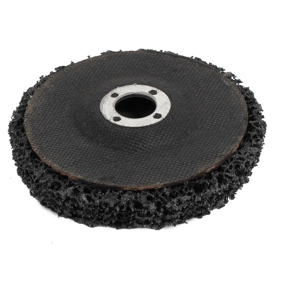 Краски ржавчины абразивные шлифовальные очистки дисков черный 100 мм x 16 мм x 13 мм Мощность Инструменты для удаления поверхность Краски и ржав...
