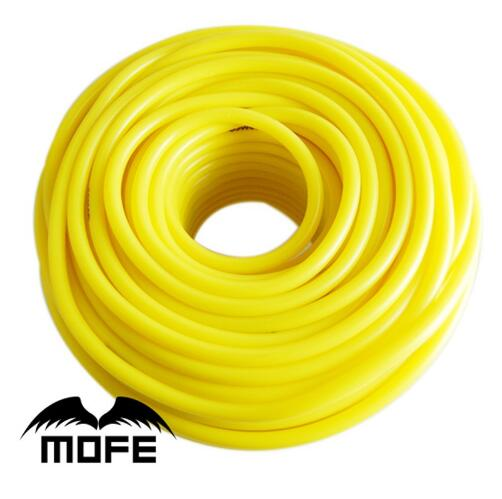 10.19 MOFE Universal 2m Blue/Red Universal 3mm/4mm/6mm/8mm Auto Car Vacuum Silicone Hose Racing Line Pipe Tube